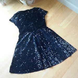 ZARA | Girl's Fancy Sequin Dress Size 13/14